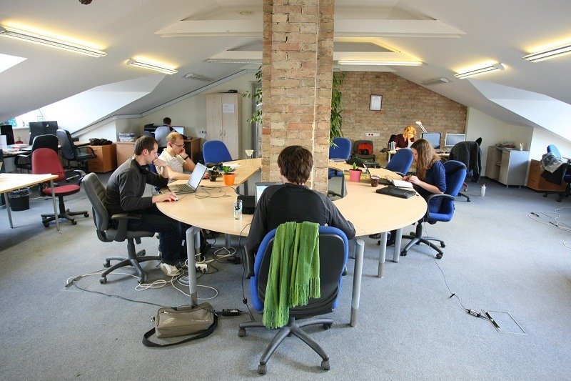 A Guide To The Coworking Space Concept